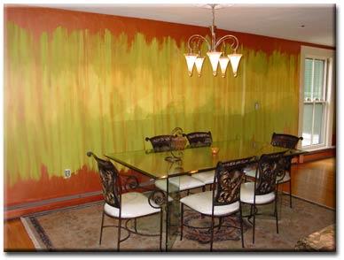 Wall treatment - Cool wall treatments ...